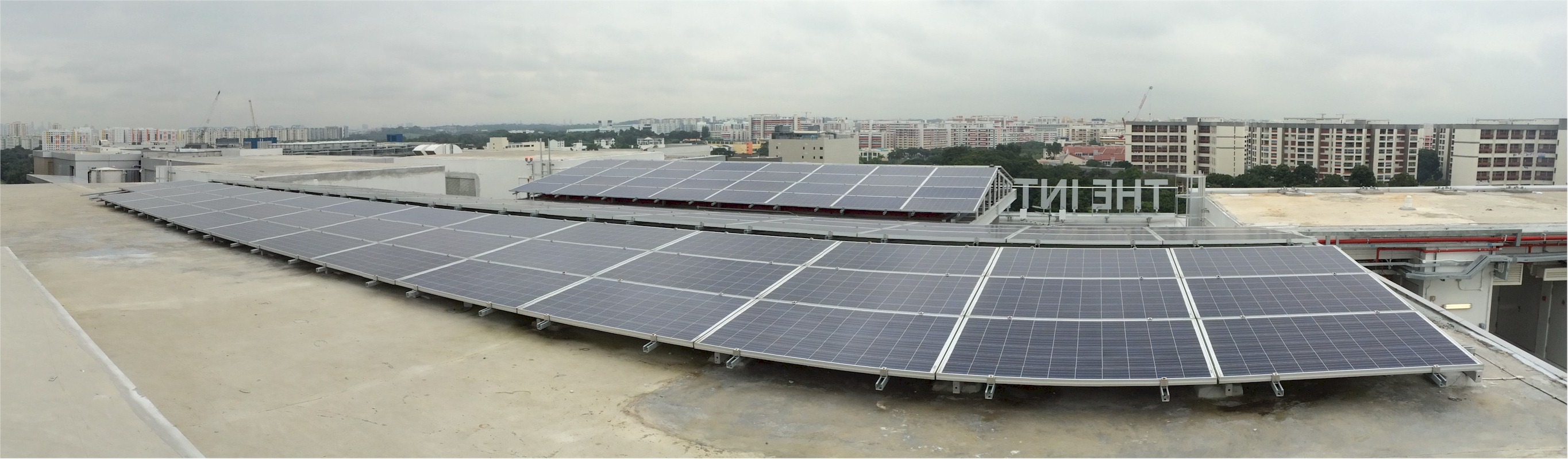 Grid Tied Pv System At Cgh